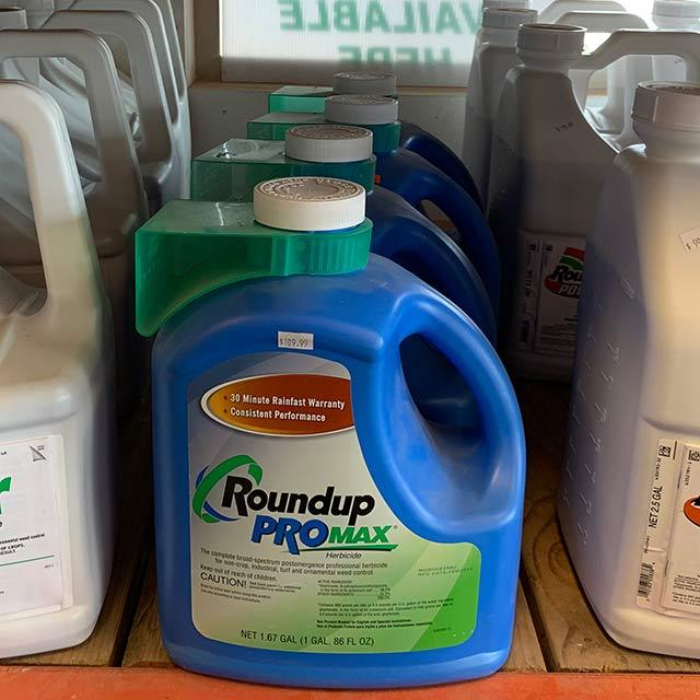 Herbicide – Bottles