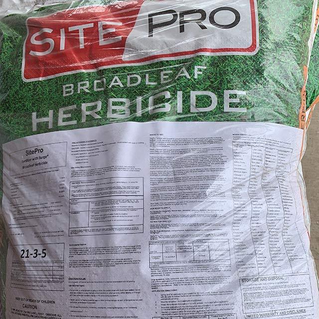 Herbicide – Large Bag