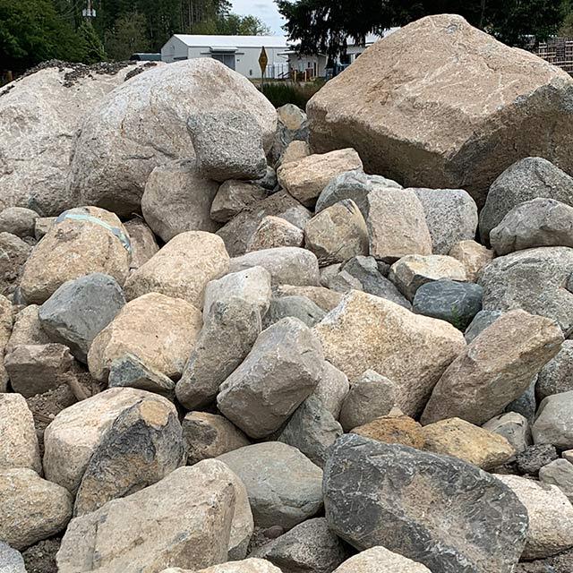 Natural Boulders