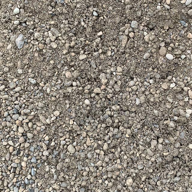 Sand & Pea Gravel Mix